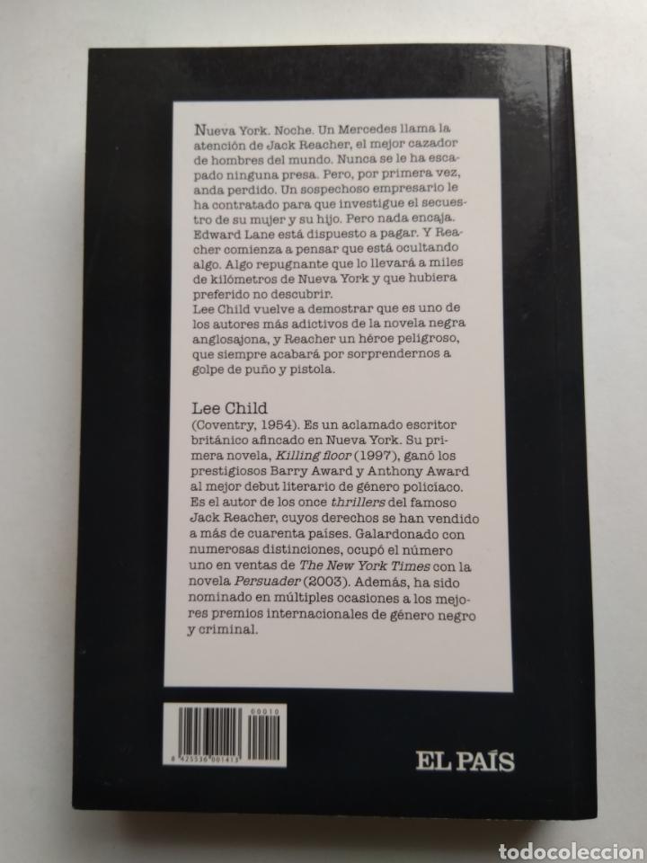 Libros de segunda mano: EL CAMINO DIFÍCIL/LEE CHILD - Foto 2 - 194254526