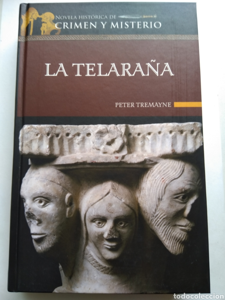 LA TELARAÑA/PETER TREMAYNE (Libros de Segunda Mano (posteriores a 1936) - Literatura - Narrativa - Novela Histórica)