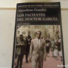 Libros de segunda mano: LOS PACIENTES DEL DOCTOR GARCIA. Lote 194280122