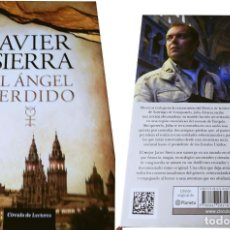 Libros de segunda mano: EL ANGEL PERDIDO. SIERRA JAVIER. 2011. Lote 194296750