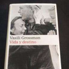 Libros de segunda mano: VIDA Y DESTINO. VASILI GROSSMAN. Lote 194304498
