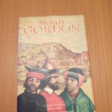"""Libros de segunda mano: LIBRO """"EL ÚLTIMO JUDIO"""" DE NOAH GORDON. Lote 194509021"""