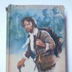 Libros de segunda mano: EL PODER RELATIVO. GONZÁLEZ-RUA CÉSAR. Lote 194561008