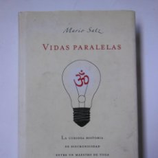 Libros de segunda mano: VIDAS PARALELAS. SALTZ MARIO. 2006. Lote 194566265