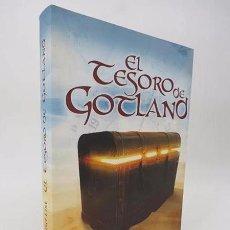 Libros de segunda mano: EL TESORO DE GOTLAND- UNA NOVELA DE STORTEBEKER – HISTÓRICA (BERND LIST) VÍA MAGNA, 2007. Lote 194605520