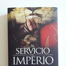 Libros de segunda mano: AL SERVICIO DEL IMPERIO. UNA COHORTE CÁNTABRA EN JUDEA- PEDRO SANTAMARÍA- DEDICATORIA AUTOR. Lote 194655090