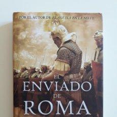 Libros de segunda mano: EL ENVIADO DE ROMA - WALLACE BREEM. Lote 194657525