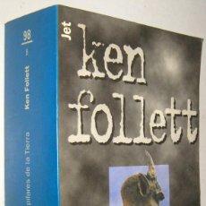 Libros de segunda mano: LOS PILARES DE LA TIERRA - KEN FOLLETT. Lote 194716768