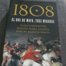 Libros de segunda mano: 1808 EL DOS DE MAYO , TRES MIRADAS .. Lote 194740346