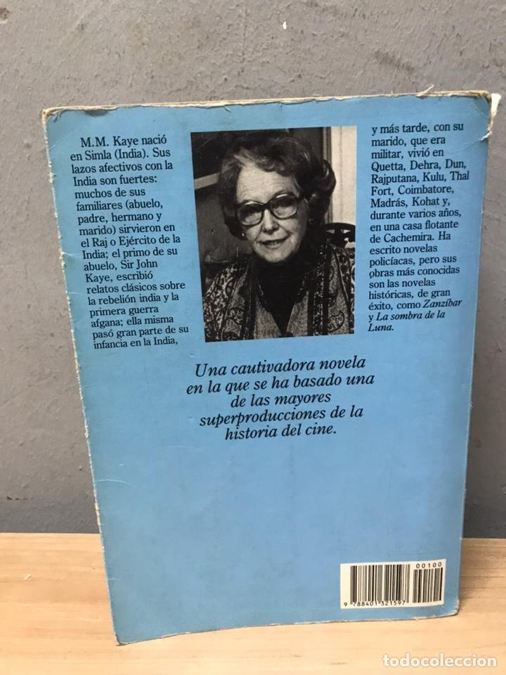 Libros de segunda mano: Pabellones lejanos por M M Kaye - Foto 5 - 194861331