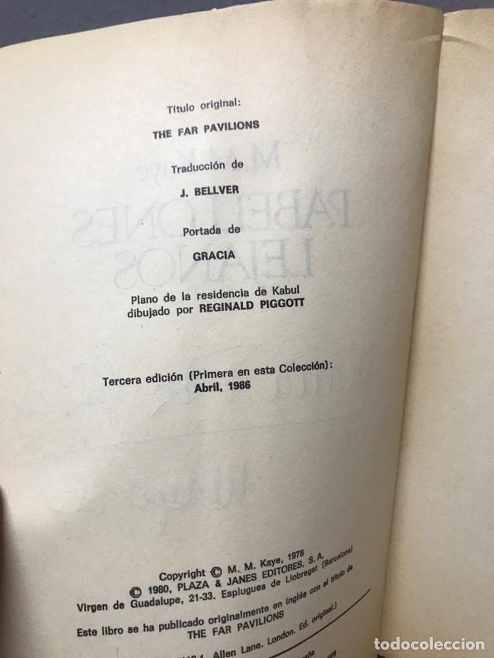 Libros de segunda mano: Pabellones lejanos por M M Kaye - Foto 10 - 194861331