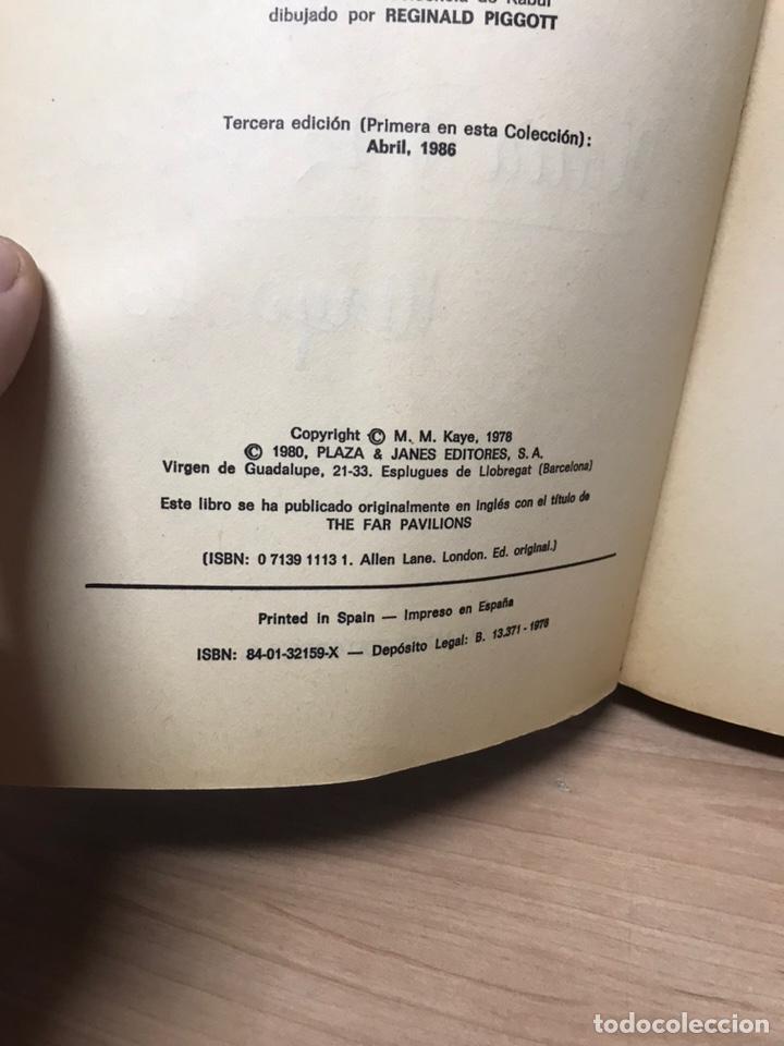 Libros de segunda mano: Pabellones lejanos por M M Kaye - Foto 11 - 194861331