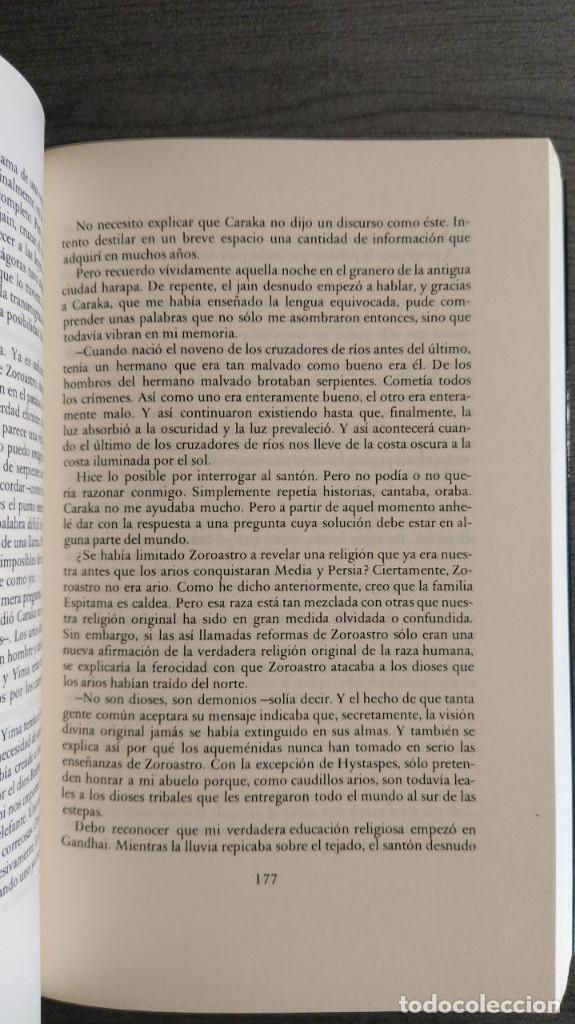 Libros de segunda mano: CREACION. GORE VIDAL Ed. Edhasa - Foto 4 - 194880318