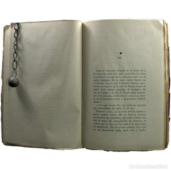 Libros de segunda mano: LIBRO ANTIGUO. FRANCISCO CAMBA, CUANDO LA BODA DEL REY. 1942 - Foto 3 - 194884066