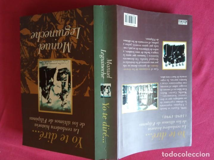 Libros de segunda mano: MANUEL LEGUINECHE - YO TE DIRÉ... - EL PAÍS/AGUILAR, 1998, 2ª ED. - Foto 2 - 194900432
