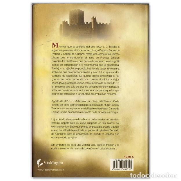 Libros de segunda mano: LA ESPADA DEL REY - Foto 2 - 194907260