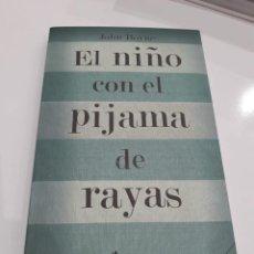 Libros de segunda mano: EL NIÑO CON EL PIJAMA DE RAYAS - JOHN BOYNE - 22ª EDICIÓN. Lote 194907828