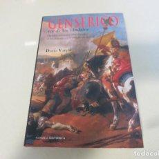 Libros de segunda mano: GENSERICO - REY DE LOS VANDALOS DARIO VARELA. Lote 194989722