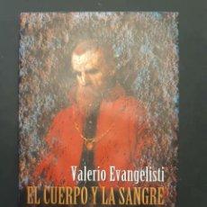 Libros de segunda mano: EL CUERPO Y LA SANGRE DE EYMERICH. Lote 195030568