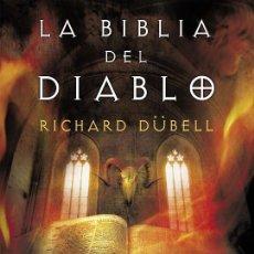Libros de segunda mano: LA BIBLIA DEL DIABLO. Lote 195045021