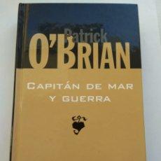 Libros de segunda mano: CAPITÁN DE MAR Y GUERRA/PATRICK O'BRIAN. Lote 195056863