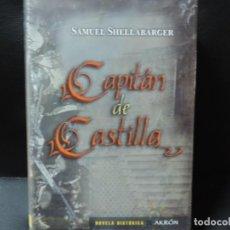 Libros de segunda mano: CAPITÁN DE CASTILLA (SAMUEL SHELLABARGER) EDITORIAL AKRON. Lote 195083438