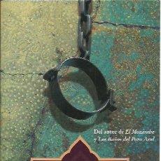 Libros de segunda mano: JESÚS SÁNCHEZ ADALID-EL CAUTIVO.HARPER BOLSILLO,HISTÓRICA/42.2019.. Lote 195125975