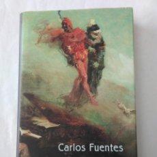 Libros de segunda mano: INSTINTO DE INEZ . CARLOS FUENTES ( CIRCULO DE LECTORES ). Lote 195126490