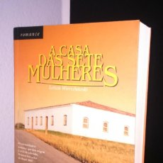 Libros de segunda mano: A CASA DAS SETE MULHERES DE LETICIA WIERZCHOWSKI. Lote 195183828