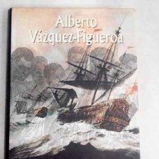 Libros de segunda mano: NEGREROS. ALBERTO VÁZQUEZ FIGUEROA. ¡¡MUY BUENO!!. Lote 195186423
