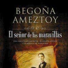 Libros de segunda mano: EL SEÑOR DE LAS MARAVILLAS. Lote 195190352
