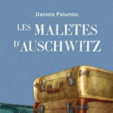 Libros de segunda mano: LES MALETES D'AUSCHWITZ (CATALÁN). Lote 195190403