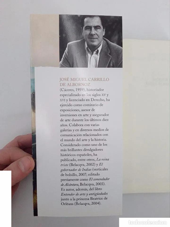 Libros de segunda mano: JAQUE A LA REINA BLANCA (J.M. Carrillo De Albornoz) Norma, 2007. OFRT antes 9E - Foto 4 - 195215692