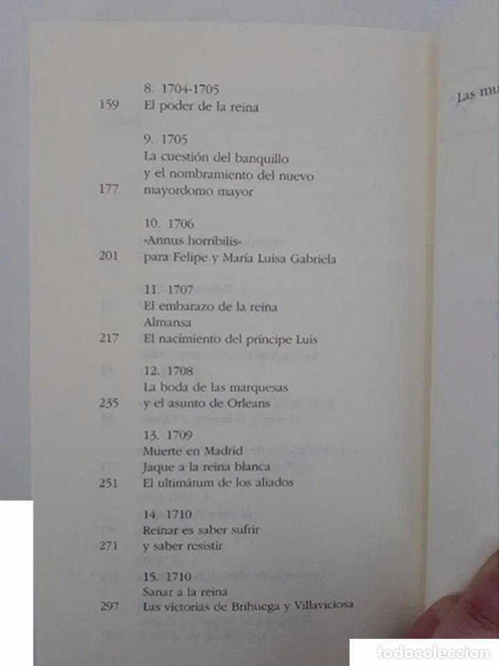 Libros de segunda mano: JAQUE A LA REINA BLANCA (J.M. Carrillo De Albornoz) Norma, 2007. OFRT antes 9E - Foto 6 - 195215692