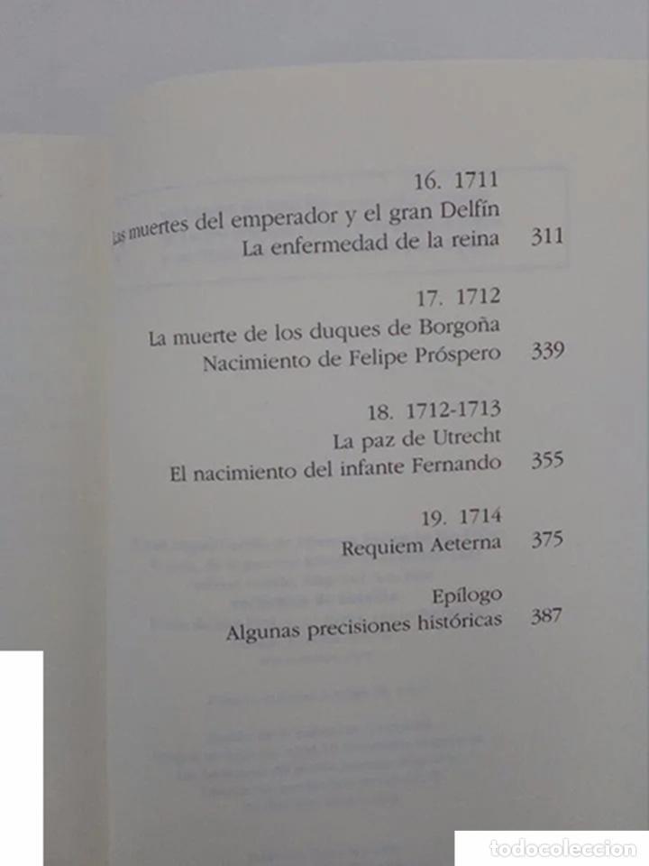Libros de segunda mano: JAQUE A LA REINA BLANCA (J.M. Carrillo De Albornoz) Norma, 2007. OFRT antes 9E - Foto 7 - 195215692
