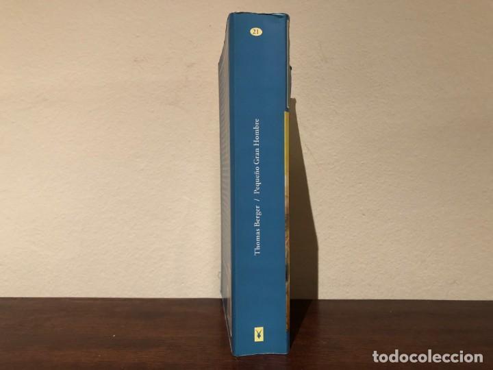 Libros de segunda mano: Pequeño Gran Hombre. Thomas Berger. Valdemar. Lejano Oeste. Indios Cheyennes. - Foto 2 - 195333245