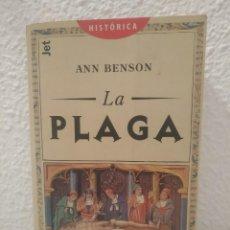 Libros de segunda mano: LA PLAGA ANN BENSON. Lote 195437117
