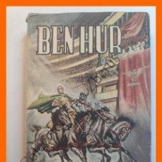 Libros de segunda mano: BEN HUR - LEWIS WALLACE. Lote 195470906