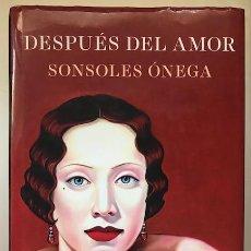 Libros de segunda mano: DESPUES DEL AMOR. Lote 195482966