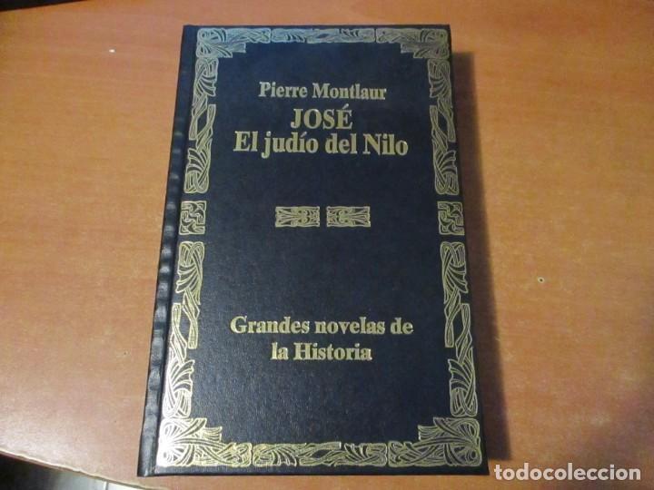 JOSÉ EL JUDIO DEL NILO PIERRE MONTLAUR EDITORIAL EDAF EDESCO 1996 (Libros de Segunda Mano (posteriores a 1936) - Literatura - Narrativa - Novela Histórica)