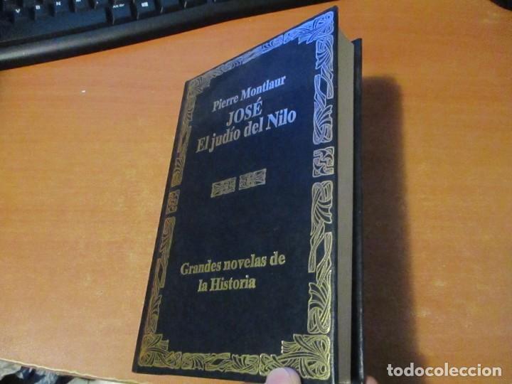 Libros de segunda mano: JOSÉ El Judio del Nilo Pierre Montlaur Editorial Edaf Edesco 1996 - Foto 2 - 198295815