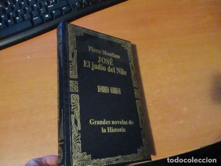 Libros de segunda mano: JOSÉ El Judio del Nilo Pierre Montlaur Editorial Edaf Edesco 1996 - Foto 3 - 198295815