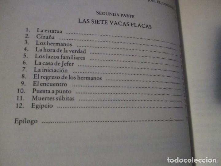 Libros de segunda mano: JOSÉ El Judio del Nilo Pierre Montlaur Editorial Edaf Edesco 1996 - Foto 7 - 198295815