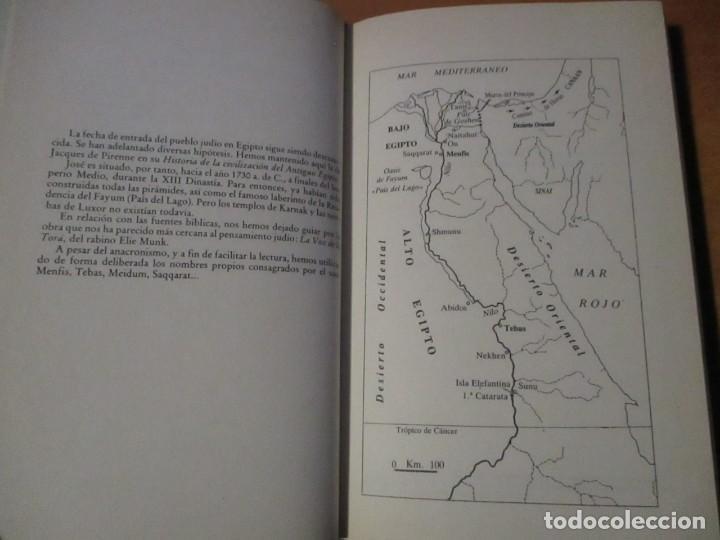 Libros de segunda mano: JOSÉ El Judio del Nilo Pierre Montlaur Editorial Edaf Edesco 1996 - Foto 8 - 198295815