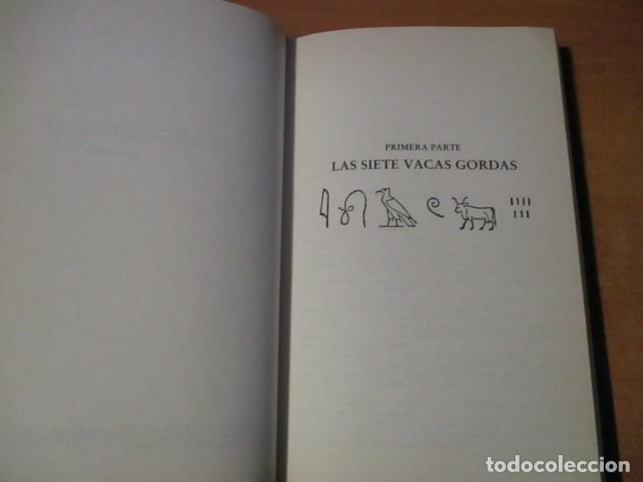 Libros de segunda mano: JOSÉ El Judio del Nilo Pierre Montlaur Editorial Edaf Edesco 1996 - Foto 9 - 198295815