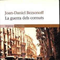 Libros de segunda mano: LA GUERRA DELS CORNUTS (CATALÁN). Lote 199628408