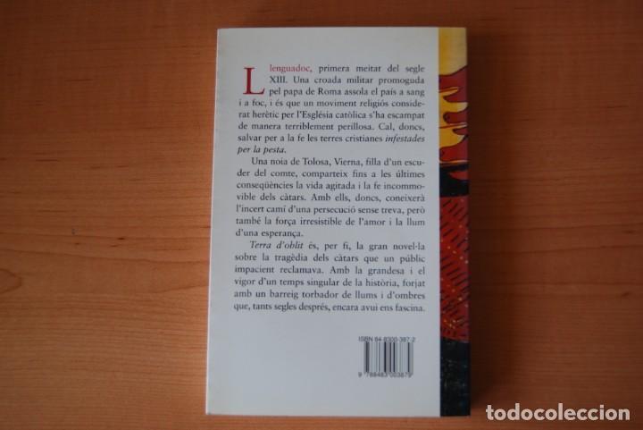 Libros de segunda mano: Terra doblit. El vell camí dels càtars. Antoni Dalmau - Foto 5 - 200321867
