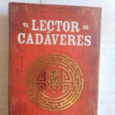 Livros em segunda mão: EL LECTOR DE CADÁVERES - ANTONIO GARRIDO - THRILLER HISTÓRICO. Lote 202634172