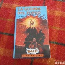 Libros de segunda mano: LA GUERRA DEL FUEGO J. H. ROSNY EDICIONES VALDEMAR 1991. Lote 203052578