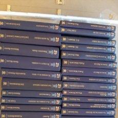 Libros de segunda mano: NOVELA HISTÓRICA DE LA EDAD MEDIA 26 TÍTULOS. Lote 203940310